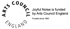 arts council funders of JN